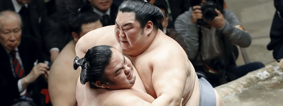 Sumo meet to be held as part of Tokyo Olympic cultural program