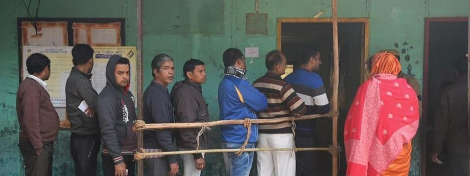 Delhi polls: Sluggish polling in seven hours