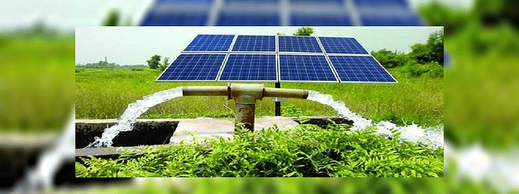 20lakh farmers to set up stand alone solar pumps