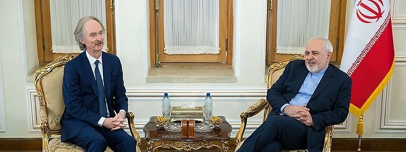 Iran says ready for cooperation to settle Syria conflict politically
