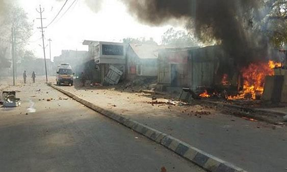 Gujarat: clashes in Khambhat reported