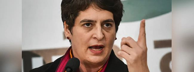 Congress will fight for injured CAA protesters: Priyanka