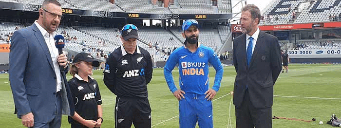 2nd ODI: India win toss, opt to bowl