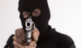Bank robbed in Gujarat