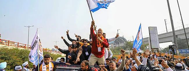 Manish Sisodia wins by 3,000 votes, Atishi also registers win