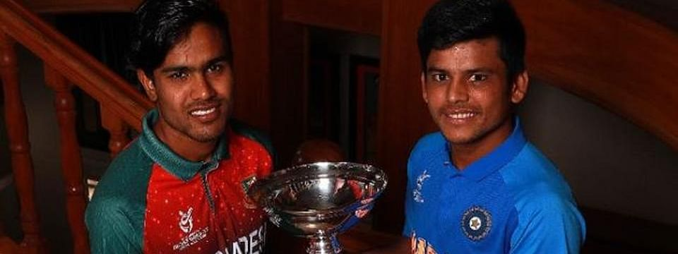 ICC Under-19 World Cup final: Bangladesh opt to bowl against India