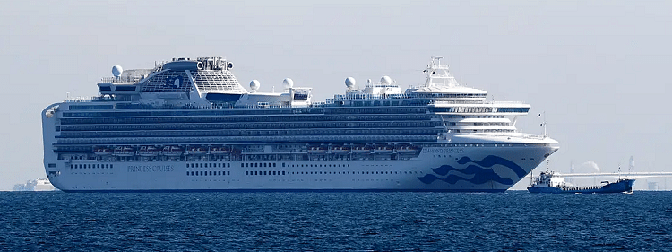 American citizens aboard Japanese cruise ship to be evacuated: Report