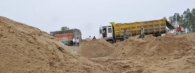 Forest officials attacked for stopping illegal mining in UP, two held
