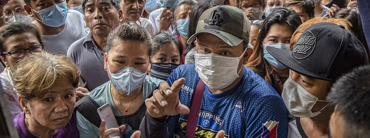 Coronavirus: one dies in Philippines; first death outside China