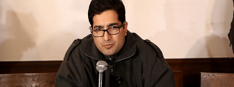 IAS topper-turned politician Shah Faesal booked under PSA