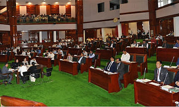 Budget session of Nagaland Assembly adjourns sine die