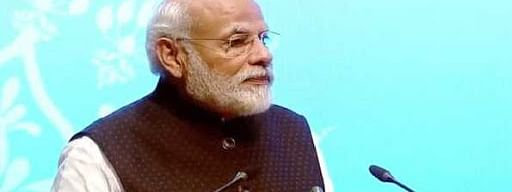 Three pillars of Constitution kept balance to guide the nation: Modi