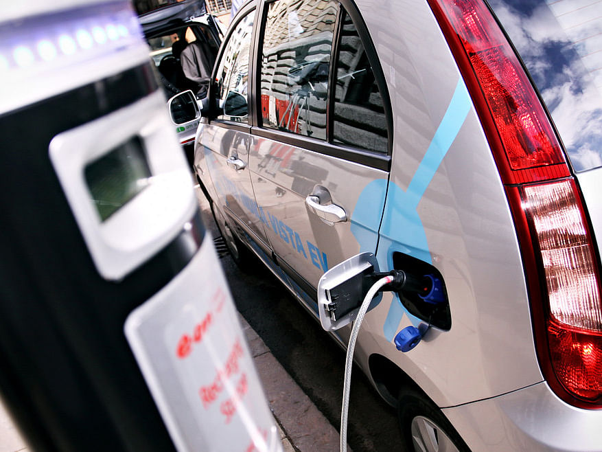 E-VEHICLES: A PANACEA FOR POLLUTION?