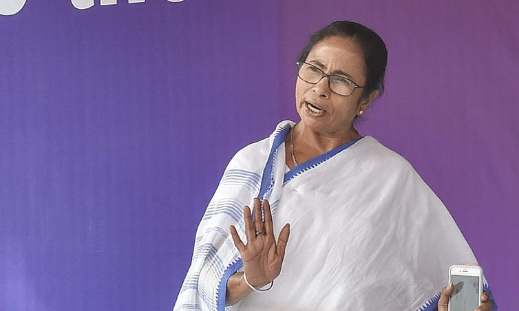 Banks, Post Offices Being Used To Collect CAA-NRC Data: Mamata Banerjee