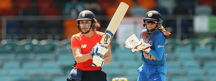 England beat India by four wickets