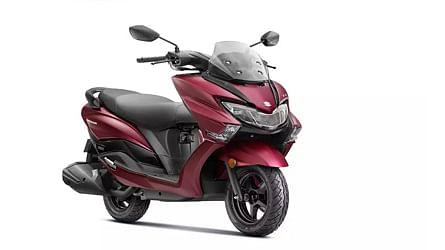 Suzuki Motorcycle India launches BS6 compliant BURGMAN STREET, a 125cc premium scooter