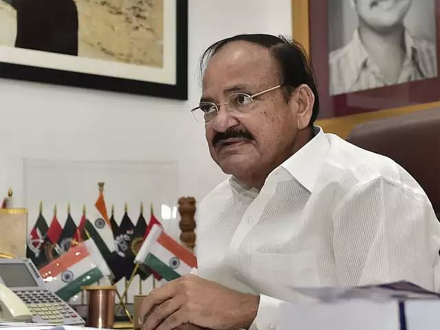 Music touches heart, minds equally: Venkaiah Naidu