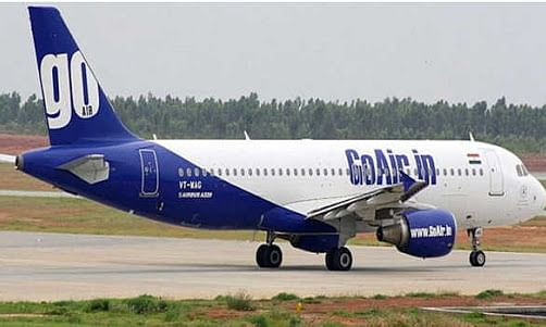Go Air flight with 180 people on board suffers bird-hit during take off roll at Ahmedabad airport