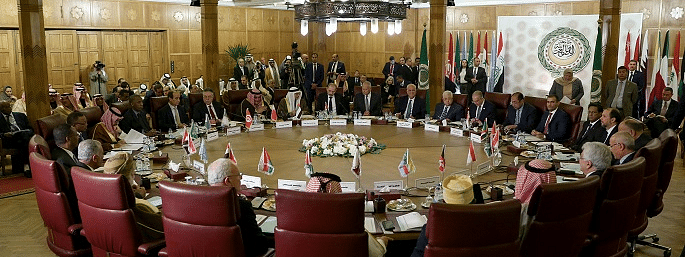 Arab FMs reject US Mideast peace plan, voice support for Palestine