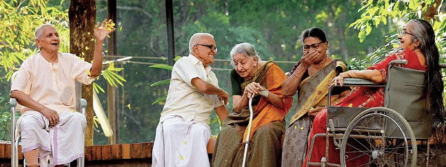 Kerala's ageing population is much higher than rest of India