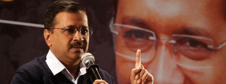 All parties want to remove me from Delhi: Kejriwal