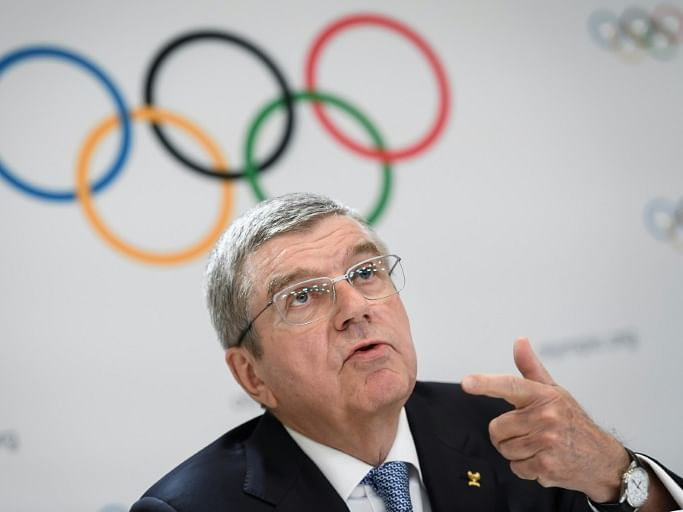 """IOC President Bach """"fully committed"""" to Tokyo Olympics"""