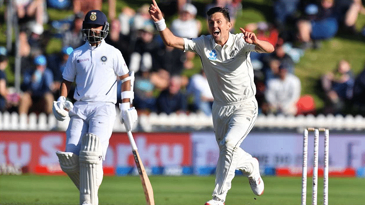 1st Test: India end Day 3 at 144/4 against Kiwis