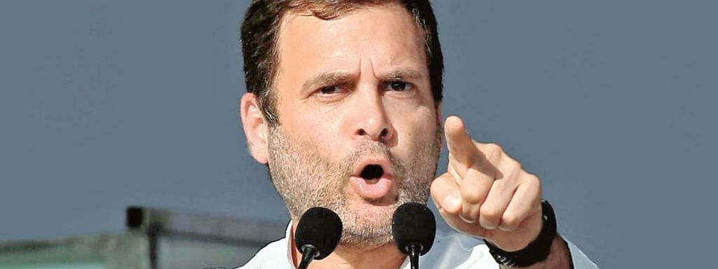 PM can sell anything, even Taj Mahal: Rahul