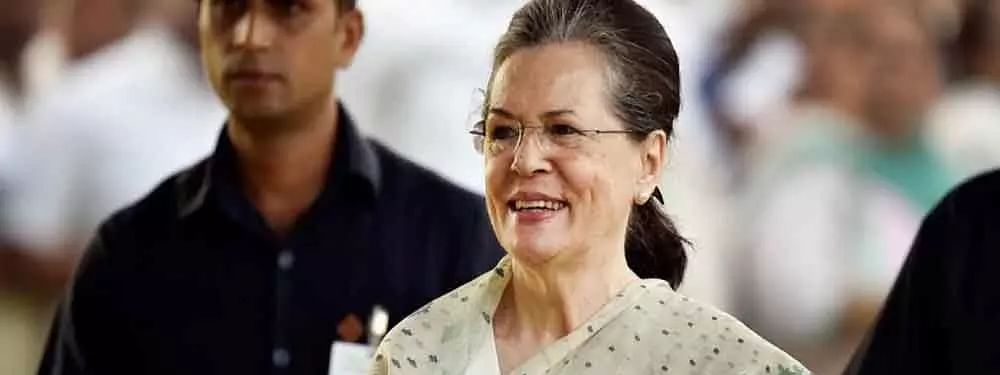 Sonia Gandhi suffering from Stomach infection: doctors