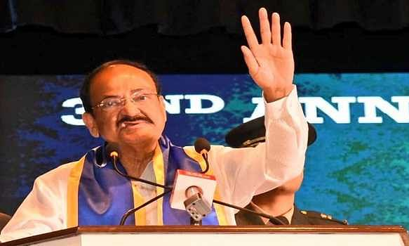 Vice President asks youth to shun negativism & discourage violence