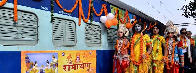 Ramayana Express to ply in all new look by March end: Indian Railways