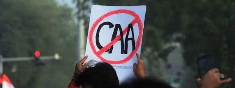 Protesters continue anti-CAA stir for 4th day in Madurai