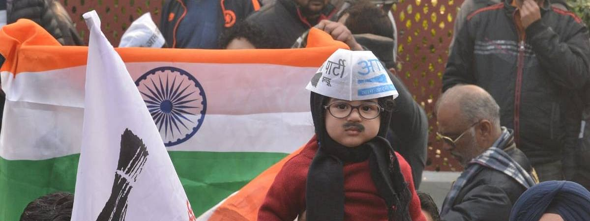 Delhi polls: AAP set to retain power for third consecutive time