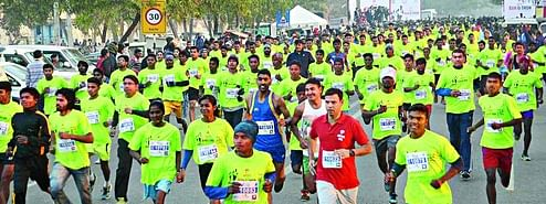 Sports Directorate to organise 'Fit India Ran-O-Thon' on Feb 23
