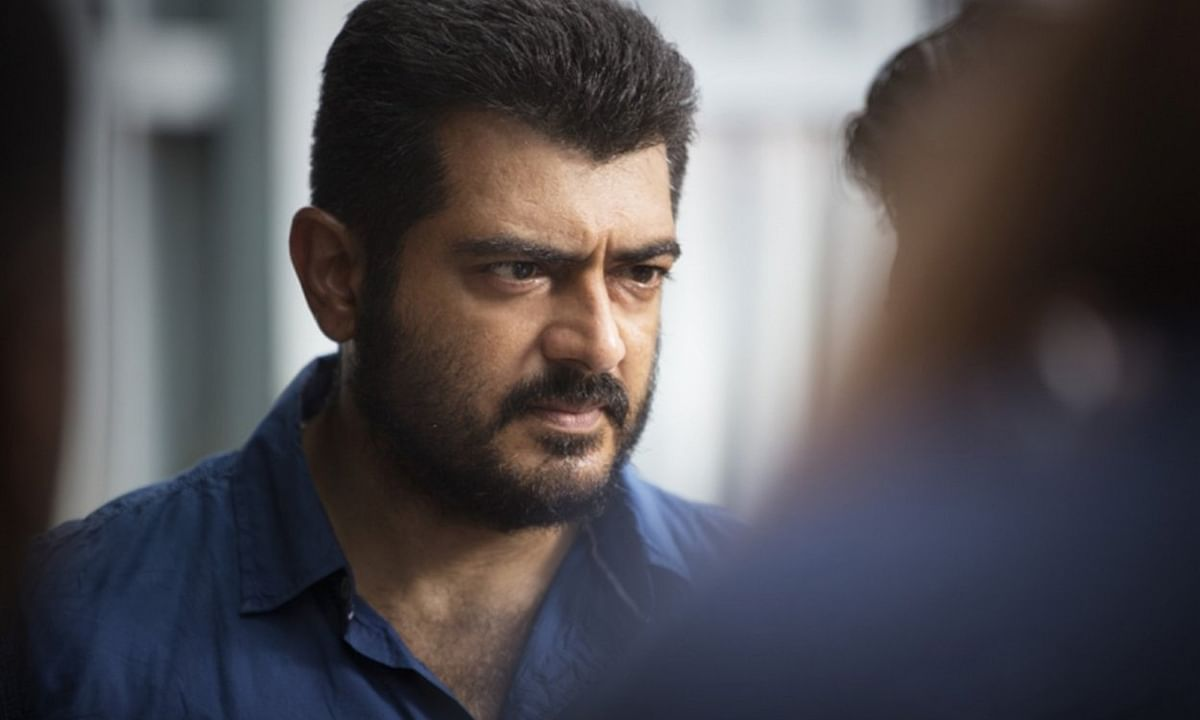 Actor Ajith gets injured during shooting