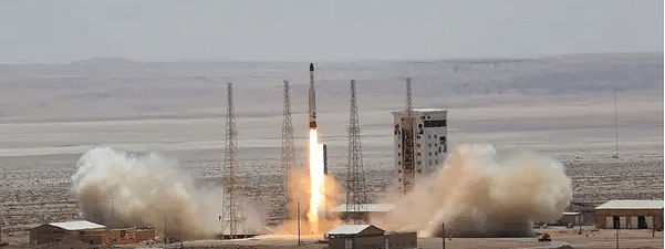 Iran fails to put satellite into orbit
