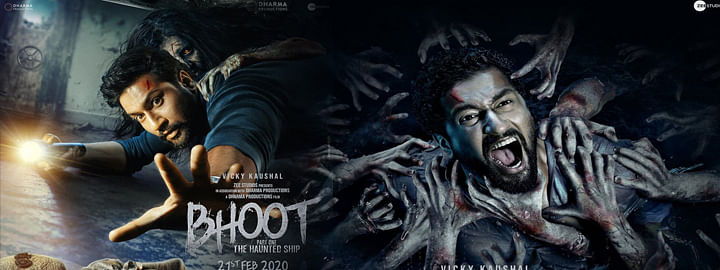 """Vicky Kaushal horror film """"Bhoot Part One: The Haunted Ship"""" trailer launched"""