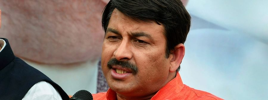 Wait, there is still time: Manoj Tiwari after trends show BJP 'door'