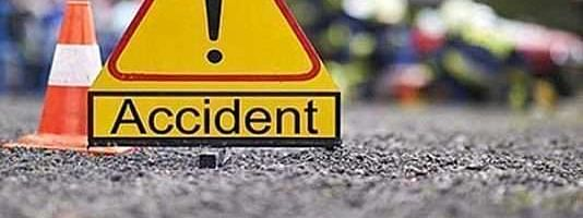 Six killed as car-dumper collide in Haryana
