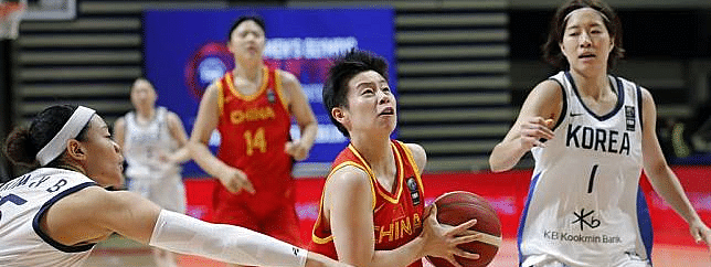 China, US qualify for Tokyo 2020 women's basketball with three wins