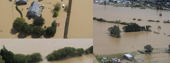 NZ Minister declares 'adverse event' as flood hitting South Island