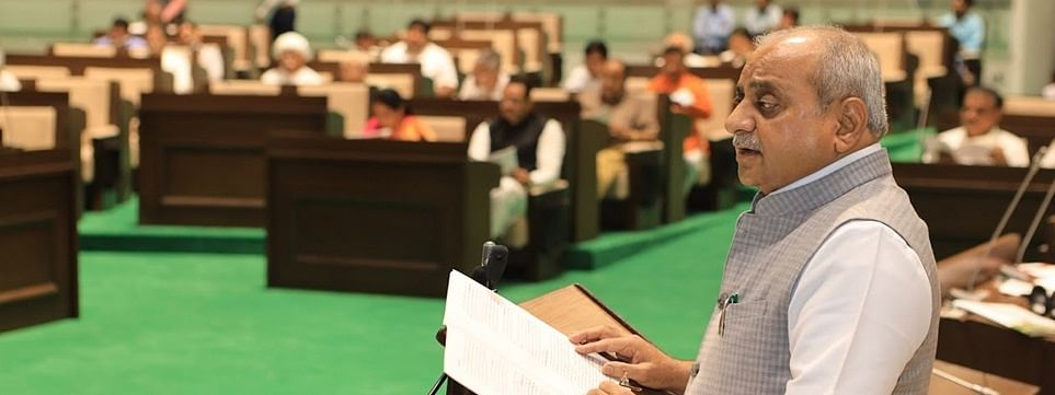 Gujarat DyCM to table Budget in Assembly on Wednesday