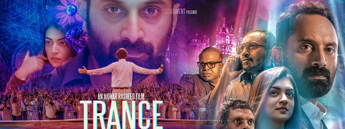 Fahadh's 'Trance' gets dream welcome on theatres