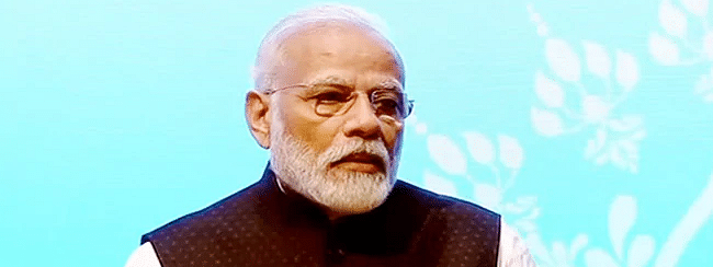 Critical judgments welcomed,says Modi