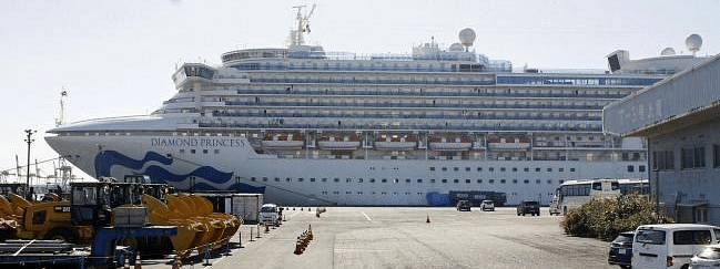 British passengers to be airlifted from virus-hit cruise ship