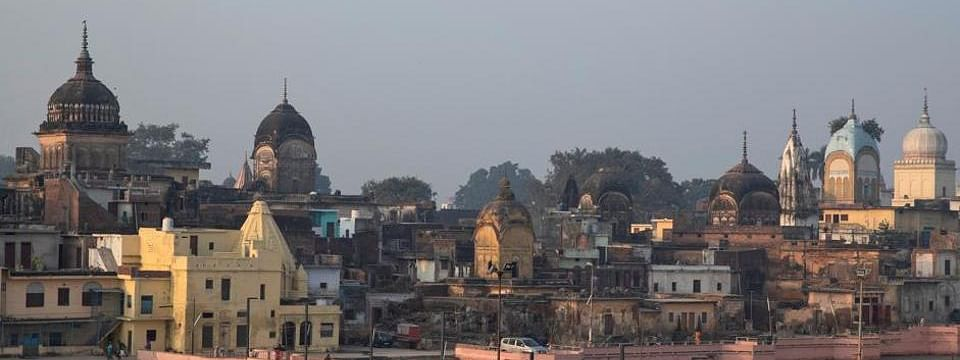 UP govt to set up board for Ayodhya development