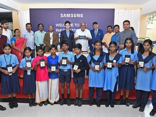 Samsung Digital Library launched