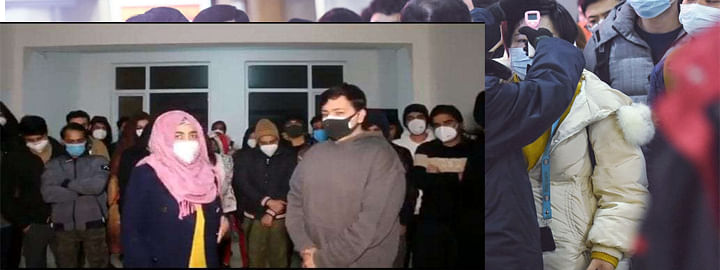 Pak Students in Wuhan cry for help; Envoy says country cannot treat coronavirus