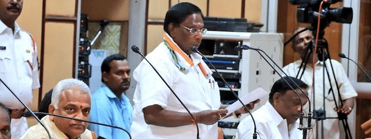Puducherry Assembly adopts resolution against CAA