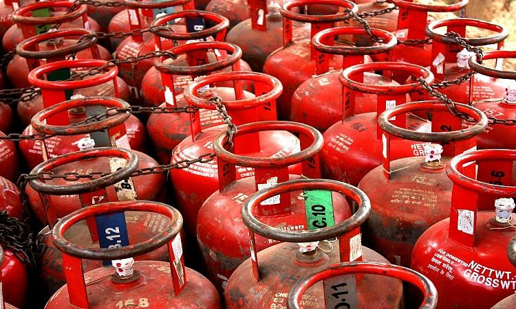 LPG cylinder expensive by Rs 144